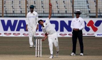সুশৃঙ্খল বোলিংয়ে টেস্ট জেতা সম্ভব: তাইজুল