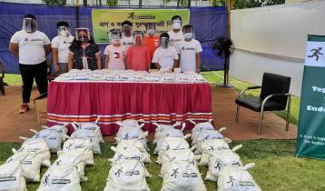 অসহায় মানুষদের পাশে 'স্টেপ এহেড বাংলাদেশ'