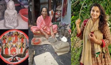 ই-কমার্সে সম্ভাবনাময় খাত মুন্সিগঞ্জের মৃৎশিল্প