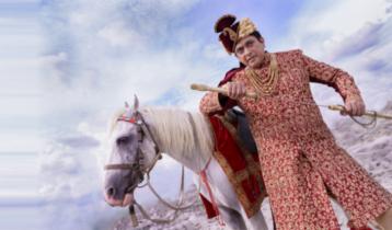 ভিন্ন রূপে জায়েদ খান