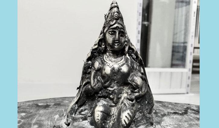 হবিগঞ্জে কোটি টাকার লক্ষ্মীমূর্তি উদ্ধার