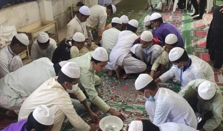 পাগলা মসজিদে দান-সিন্দুকে মিললো ২ কোটি ৩৪ লাখ টাকা