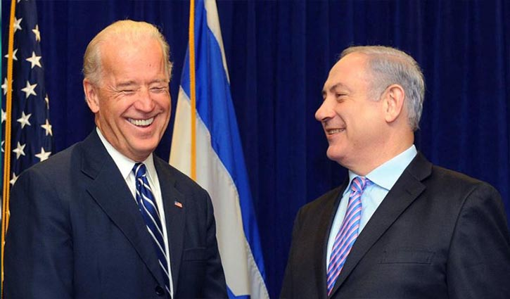 Biden approves $735million weapons sale to Israel