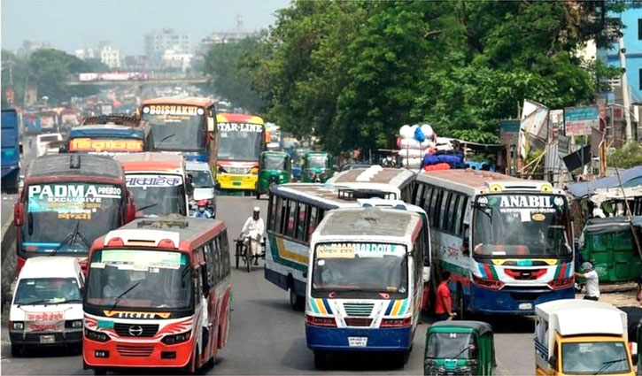 Public transport services to resume within cities from May 6