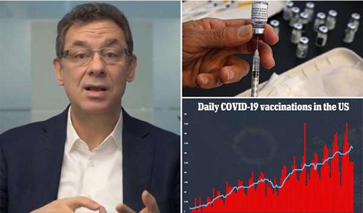 Coronavirus vaccine should be taken every year: Pfizer CEO
