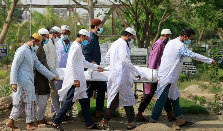 Covid-19: Bangladesh reports 78 more deaths, 4636 new cases