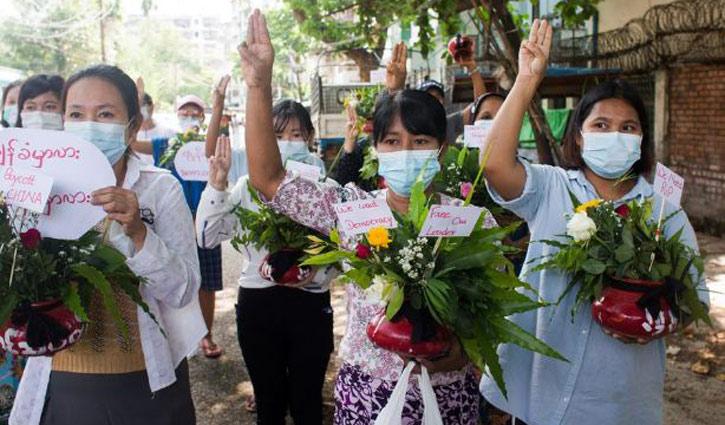 National unity govt formed in Myanmar
