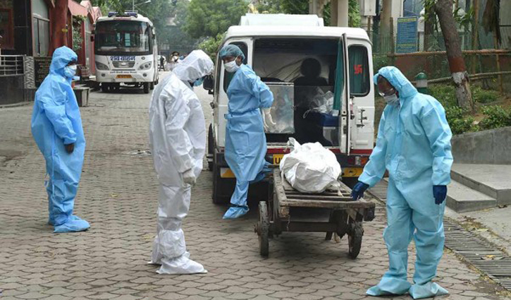 Global death toll from coronavirus exceeds 30 lakh