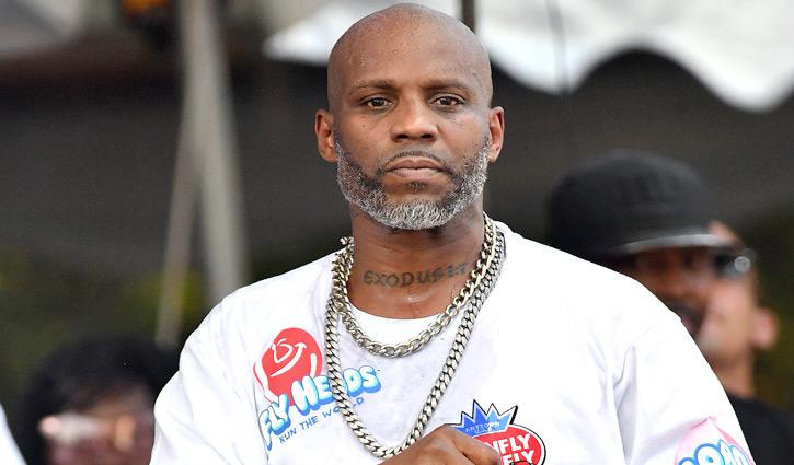 US rapper-actor DMX dies of heart attack