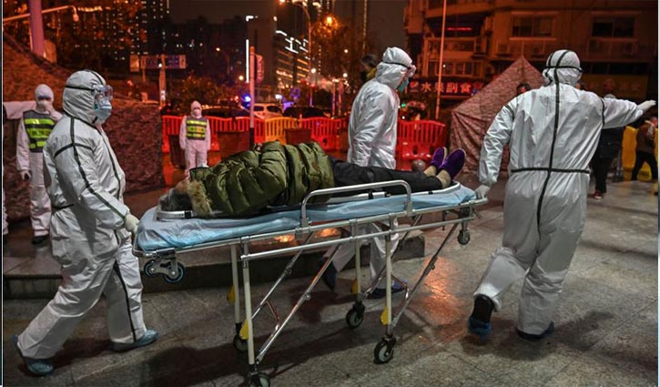 Death toll of coronavirus crosses 6 lakh in USA