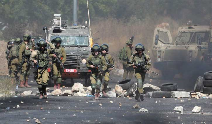 Death toll continues to rise as Israeli air strikes pound Gaza