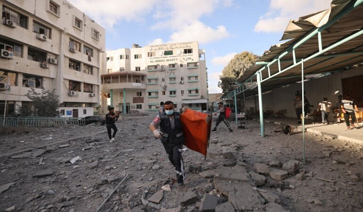 Death toll from Israeli attacks on Gaza exceeds 200