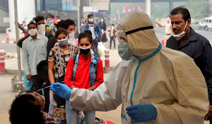 India sees lowest COVID-19 infections after 75 days