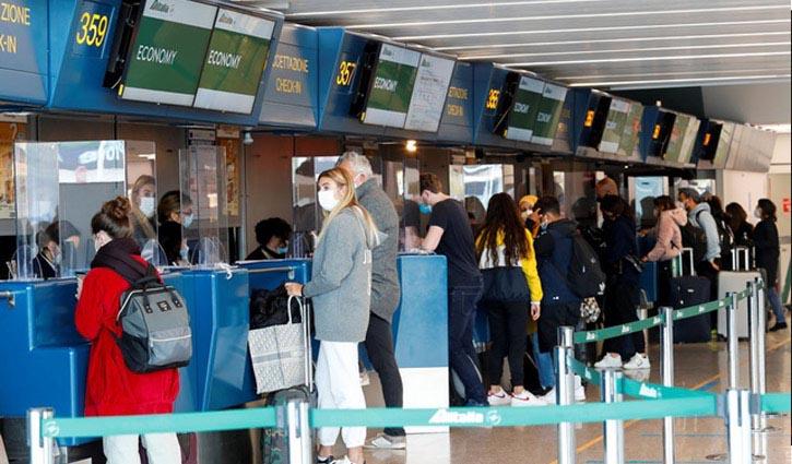 Italy again bans arrivals from Bangladesh