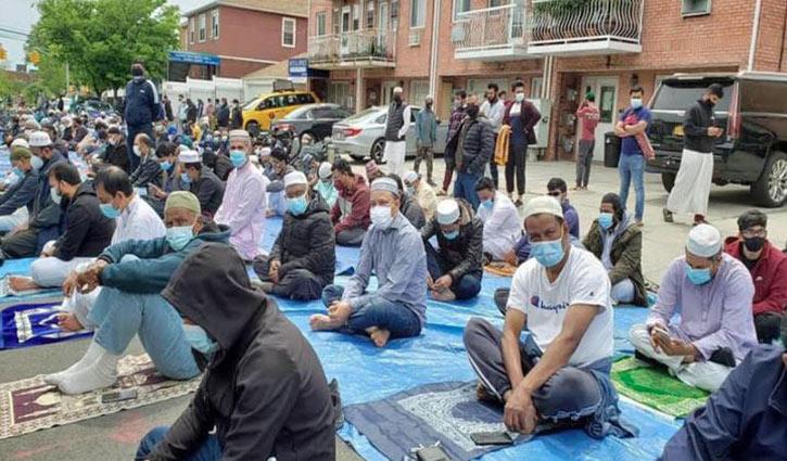 Prayers offered for relief from coronavirus on 'Jumatul Bidah'