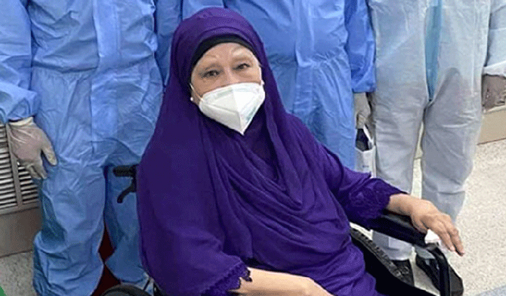 Khaleda Zia recovers from coronavirus infections