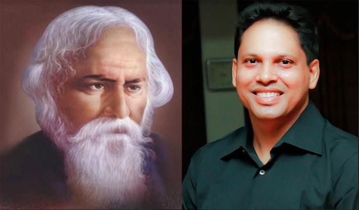 Mahbubul Khalid's song pays tribute to Rabindranath Tagore