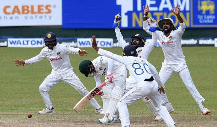 Sri Lanka win series against Bangladesh