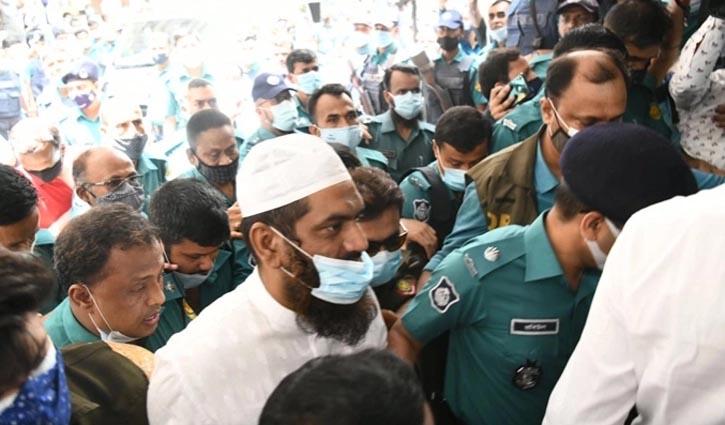 Mamunul put on seven-day fresh remand