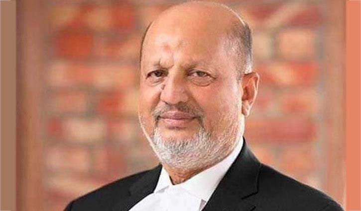 Abdul Matin Khasru's constituency declared vacant