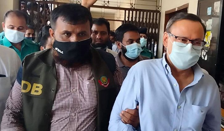 Drugs case: Nasir, Omi placed on 7-day remand