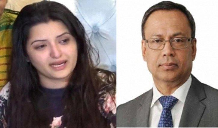 What Nasir says over Pori Moni's complain