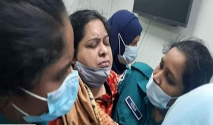 Journalist Rozina Islam taken to court