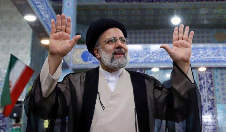 Ebrahim Raisi elected Iran's new president