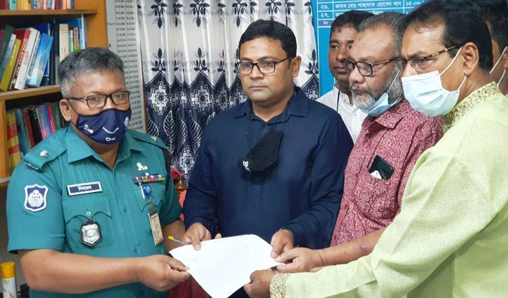 Another case filed against Nur under DSA in Rajshahi