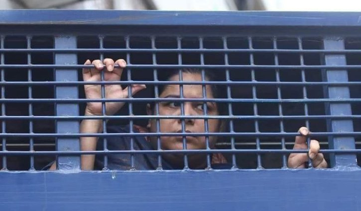 Journo Rozina lands in Kashimpur jail