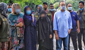 Assault on Pori Moni: 3 accused denied bail