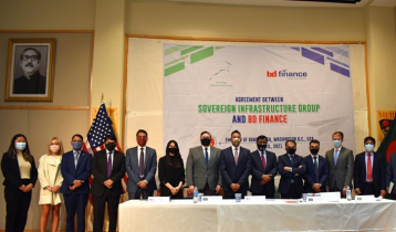 BD Finance signs MoU with US-based Sovereign Infrastructure Group
