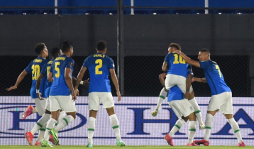 Brazil win World Cup qualifier, Argentina lose point