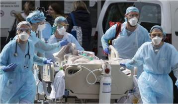 9382 more die from coronavirus worldwide