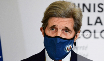 Kerry leaves Dhaka after short visit