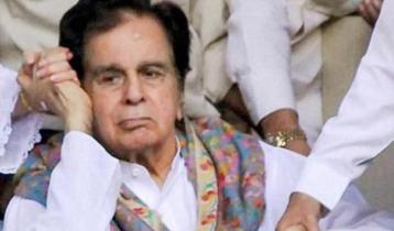 Dilip Kumar again hospitalised