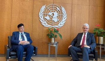 FM seeks UN steps to resolve Rohingya crisis