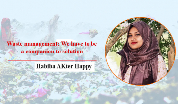Waste management: We have to be a companion to solution
