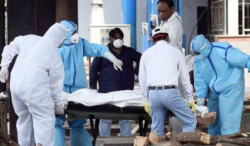 India reports new record in Covid-19 cases, deaths