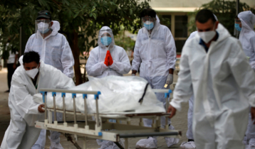 4106 more die from Covid-19 infections in India