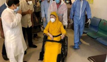 Khaleda's medical board waiting for permission of govt