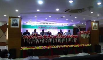 Workshop for Union Parishad auditors held