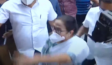 Arrest me: Mamata tells CBI after 4 TMC leaders held
