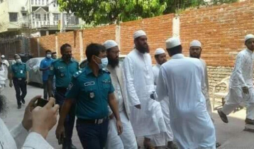 Hefazat leader Mamunul Haque arrested