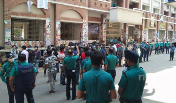 Security beefed up at court premises