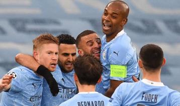 Man City reach first Champions League final
