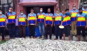 100 maunds jatka seized in Munshiganj