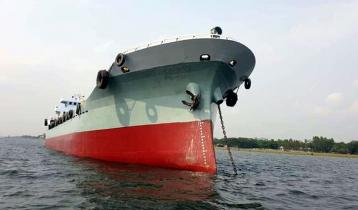 Capsize in Shitalakkhya: Errant cargo vessel seized