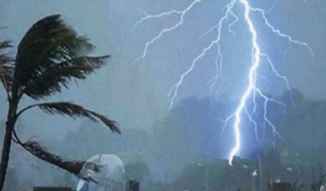 2 killed in Panchagarh lightning strikes