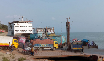 Ferry services resume on Paturia-Daulatdia route